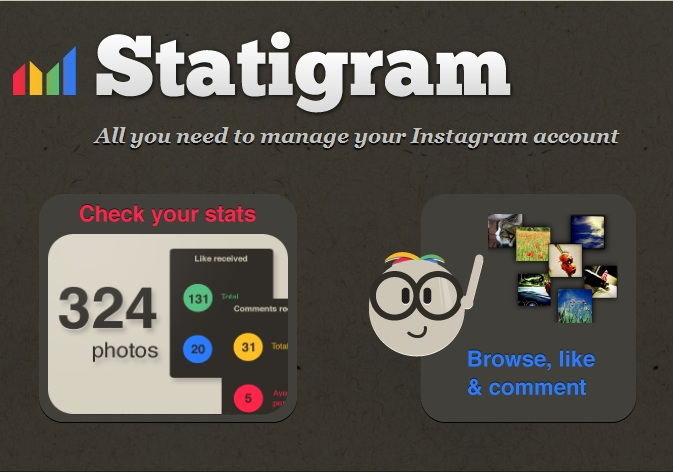 6 Cool Ways of Viewing Instagram on the Web‬ - Statigr.am