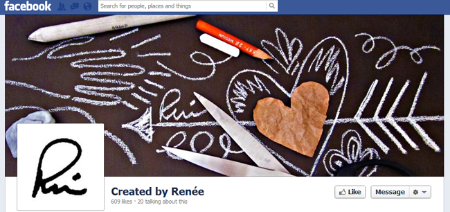 Facebook Cover By Created By Renee