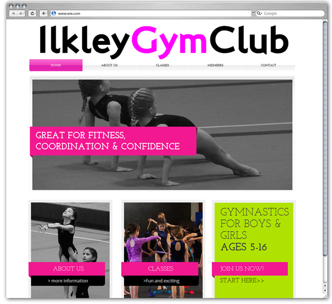 Ilkley Gym Club