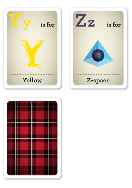 Design Nerds Flash Cards by Emma Cook