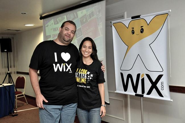 Wix Sao Paulo MeetUp
