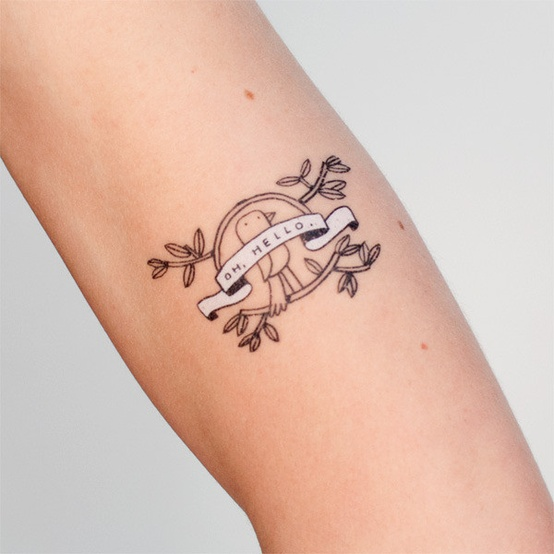 Coolest Pinterest Boards: Tattoos