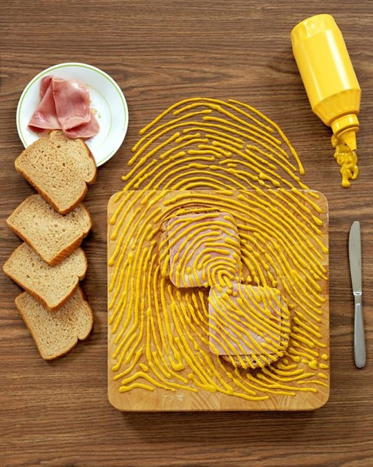 Coolest Pinterest Boards: Food Art