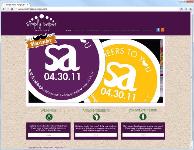 simplypaperdesigns.com
