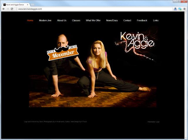 kevinandaggie.com
