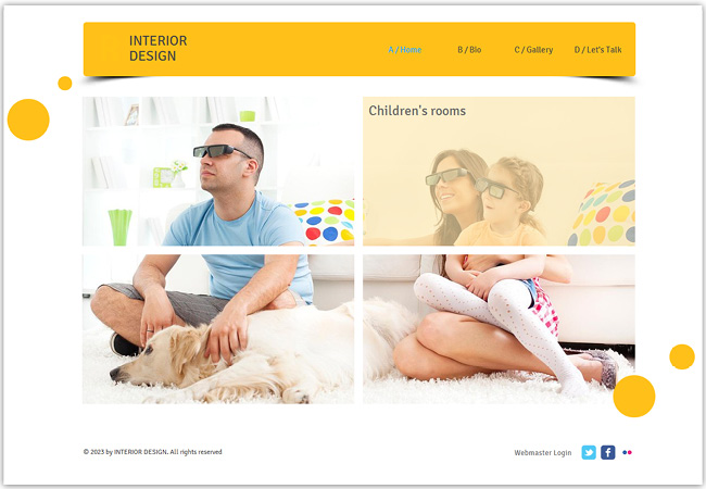 The Wix Guide: Design a Gorgeous Gallery With Split Images