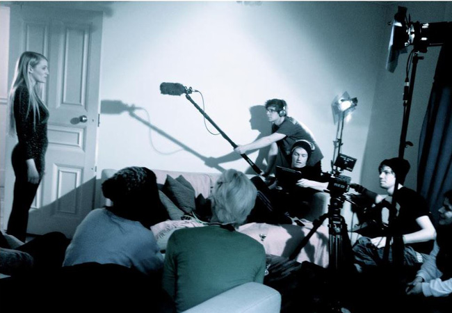 Self-Made: Testimonials and Success Stories of Cinematographers