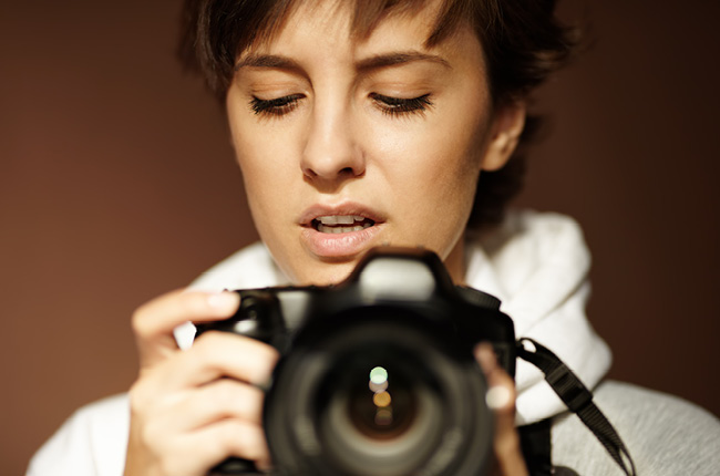 Self-Made: Testimonials and Success Stories of Photographers
