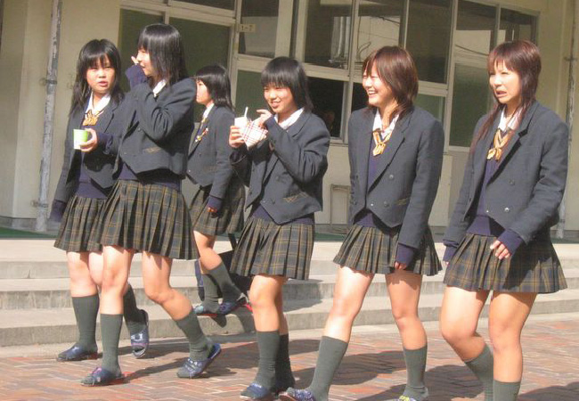 School Uniform Through Time and Space