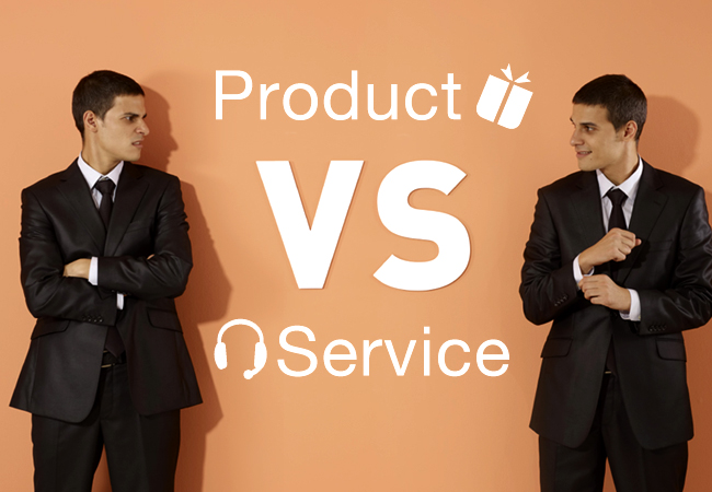 Community Discussion - Marketing for Services vs. Products