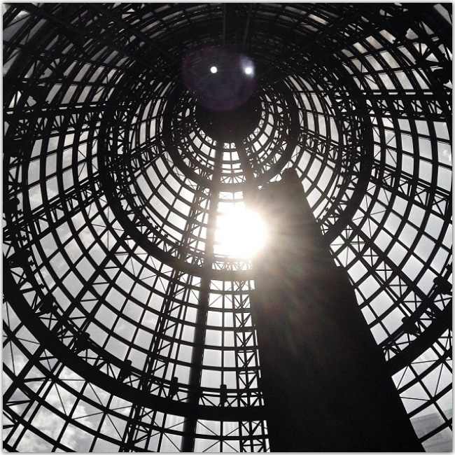 Look Up! 20 Breathtaking Instagram Photos of Architecture