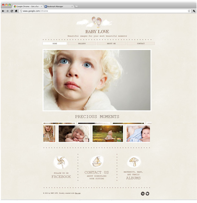 Fresh from the Oven! 15 New Wix Templates