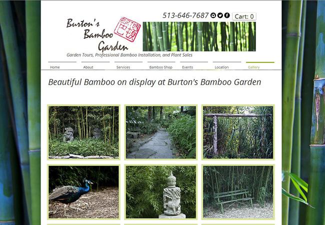 Burton's Bamboo Garden