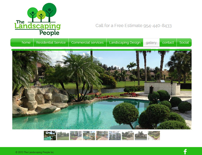 Landscaping People