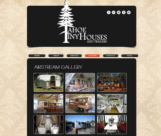 Tahoe Tiny Houses and Trailers