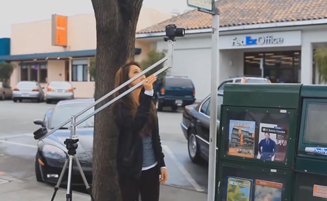 DIY Camera Jib