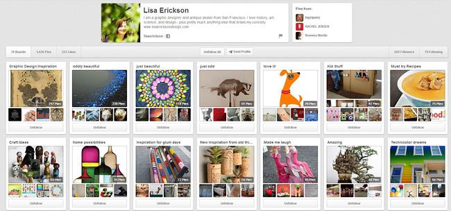 Lisa Erickson on Pinterest