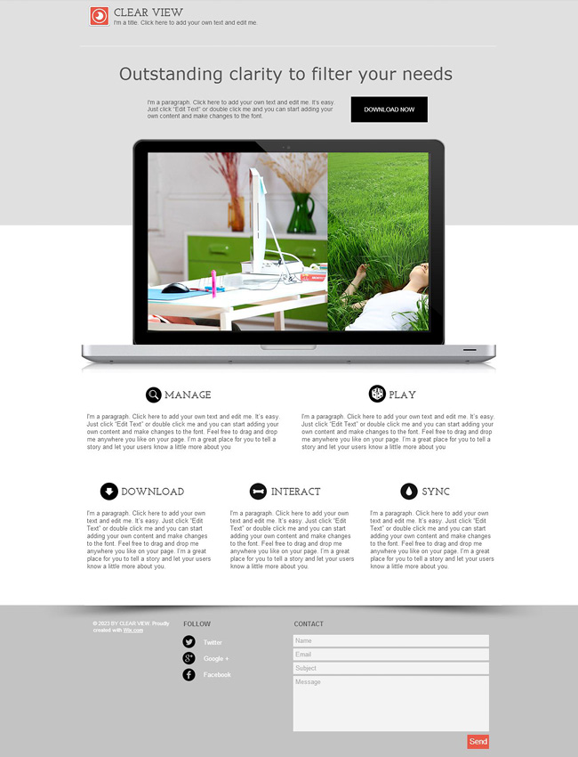 Trend Tuesday: Creating Long Scrolling Pages