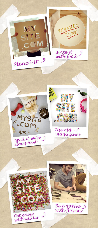 #MyWixSite Instagram Contest