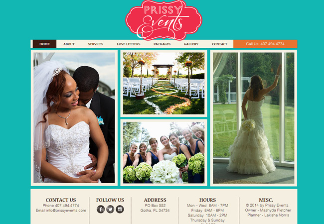 Prissy Events