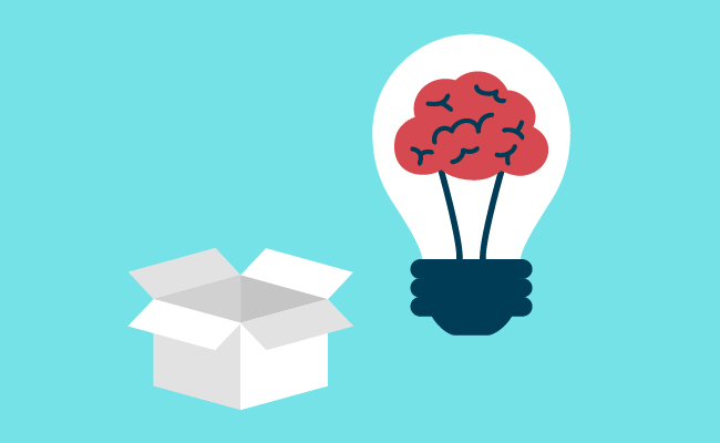 Be Innovative and Think Outside the Box