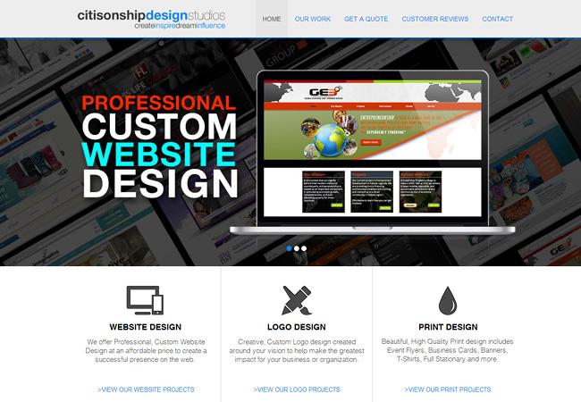 Citisonship Design Portfolio