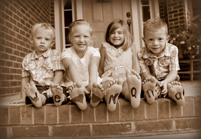 Family Photography Ideas - Brittney Freeman