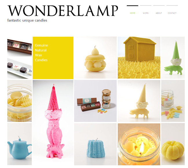 Wonderlamp