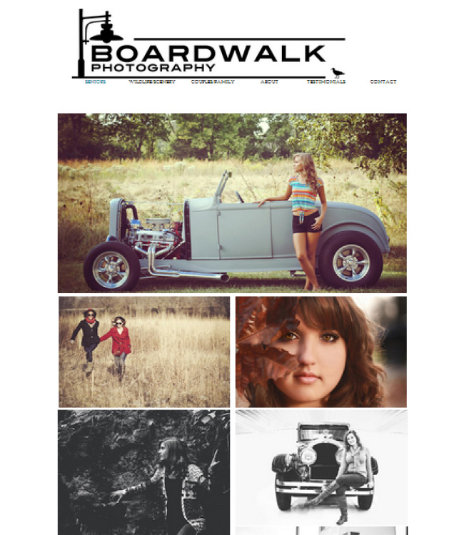 Boardwalk Photography