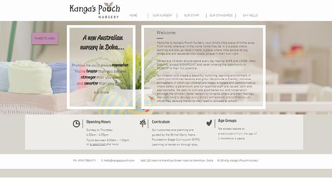 Kanga's Pouch