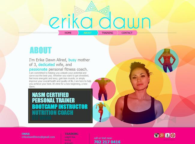Erika Dawn Fitness >>