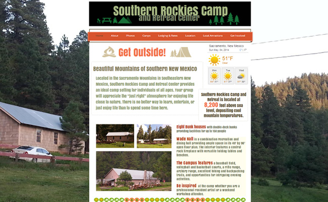 Southern Rockies Camp