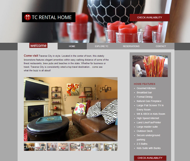 TC Rental Home