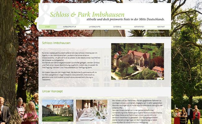 Schloss and Park Imbshausen