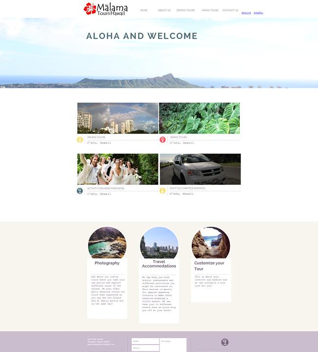 Malama Tours Hawaii
