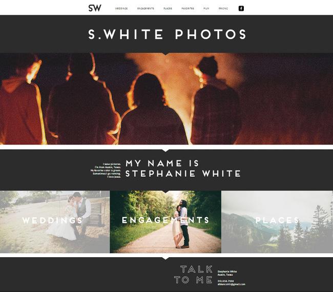 S White Photos