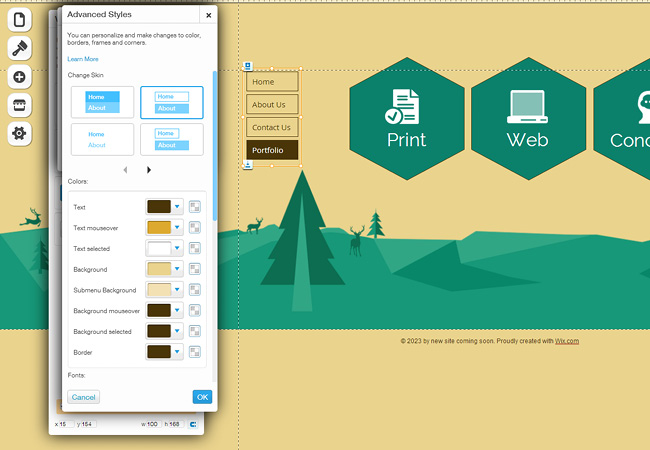 how to incorporate flat design8