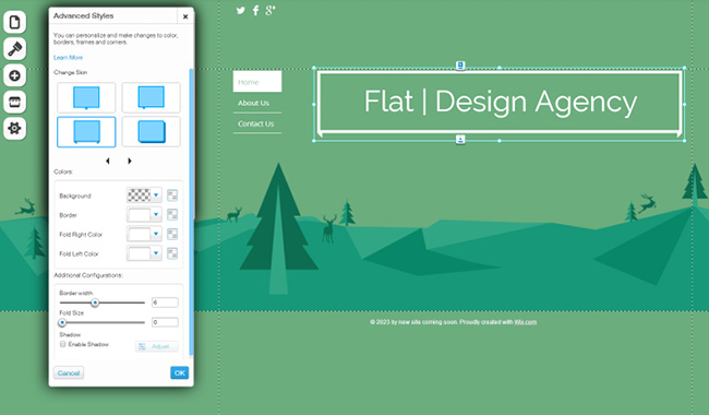 how to incorporate flat design4