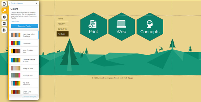 how to incorporate flat design7