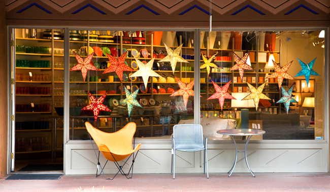 Make Your Storefront a Home Away from Home: