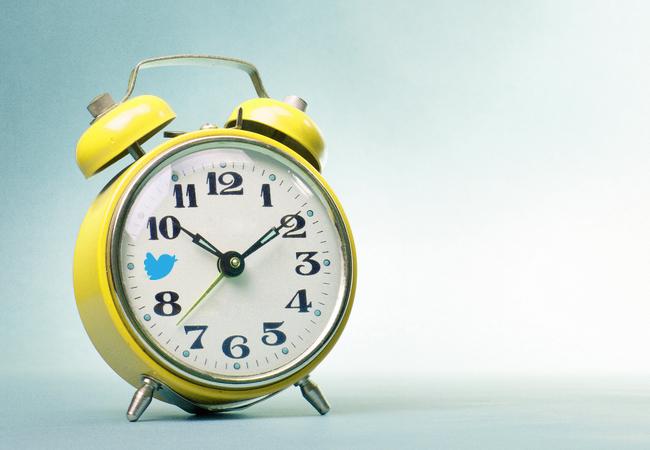 Balance Your Tweeting Rate