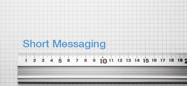 Short Messaging