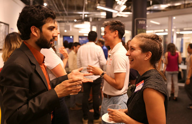 Wix Lounge NYC: A Networking Wonder Hub in Manhattan