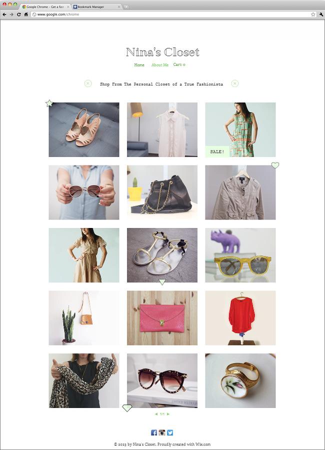 Private Collection Sale