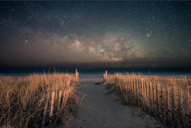 Sea Isle City, New Jersey by Jack Fusco