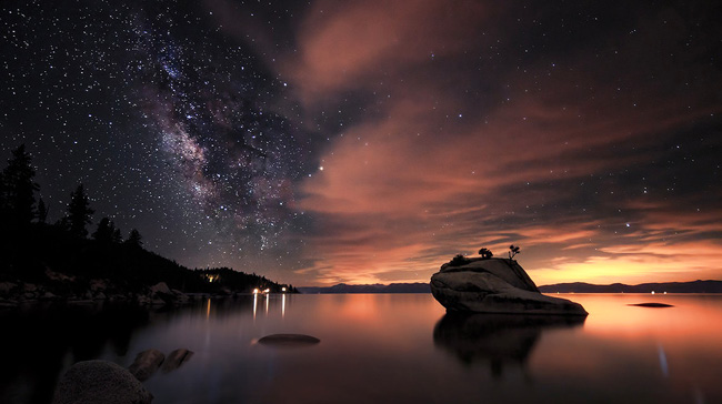 South Lake Tahoe, California by Nixon Smith