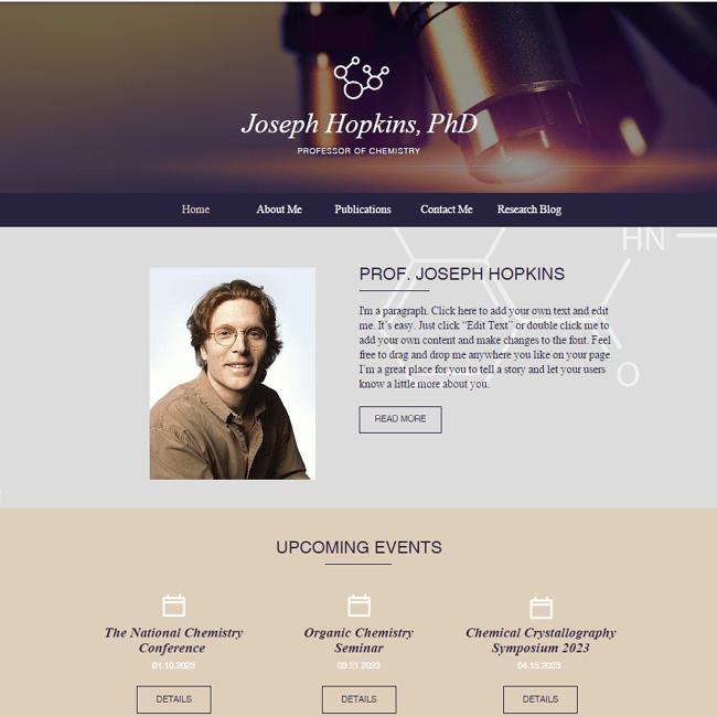 Scientist's Site