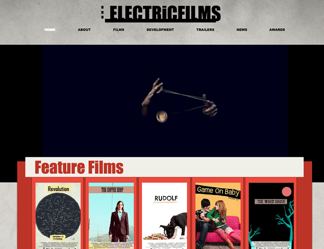 Indie Film Company Template