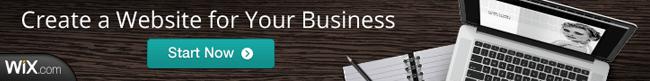 Wix.com Create Your Own Website