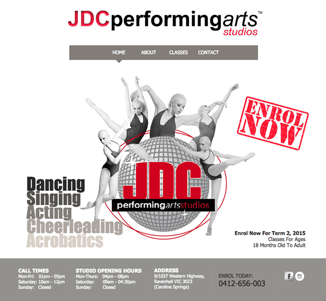 JDC Performing Arts Studios